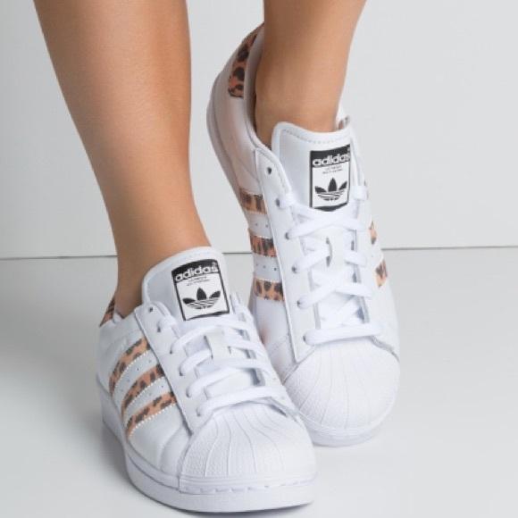 adidas Shoes   Cheetah Adidas Superstar